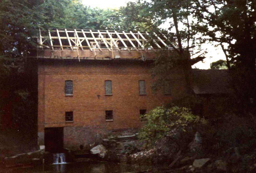 Wassermühle alt