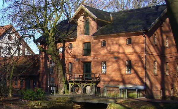 Wassermühle 2008