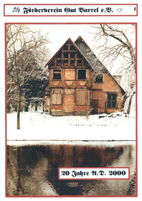 Festschrift 20 Jahre FöV