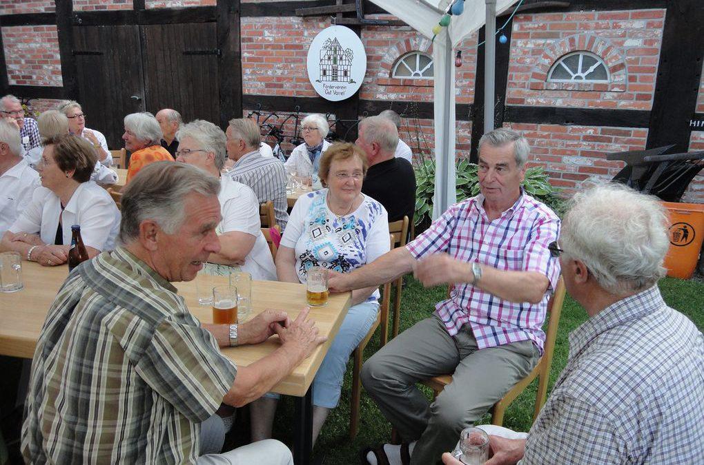 Grillfest für Vereinsmitglieder