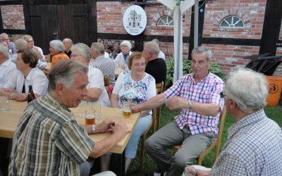 Grillfest für Mitglieder 2017